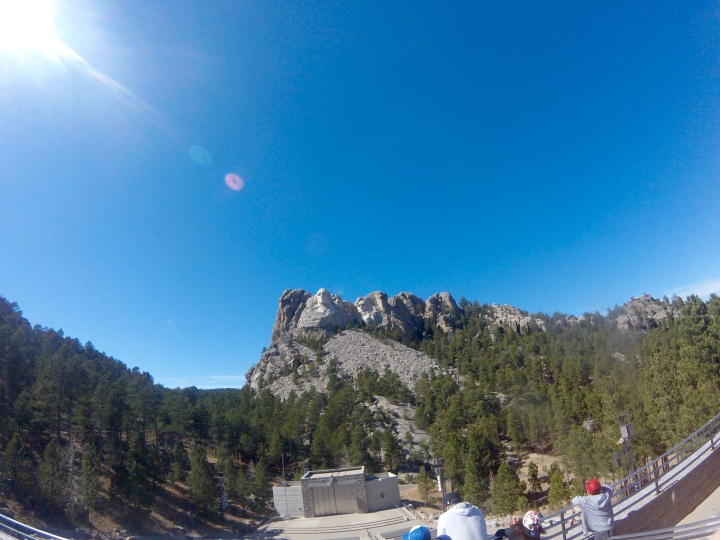 visiting mount rushmore