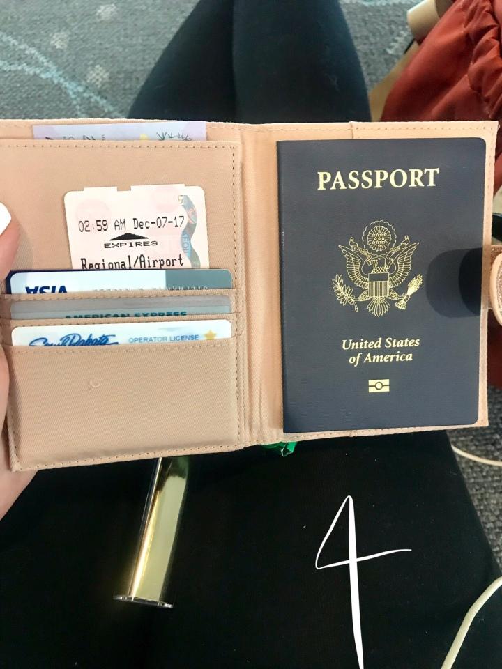 international flight guide