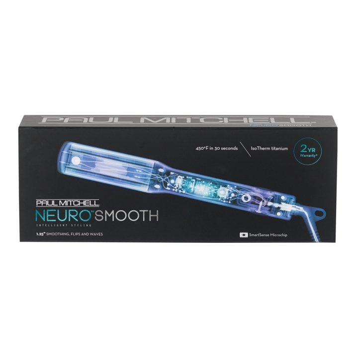 Why I am obsessed with the Paul MitchelL Neuro Style 1″ Straightener from AJ's Wicked Salon & Spa