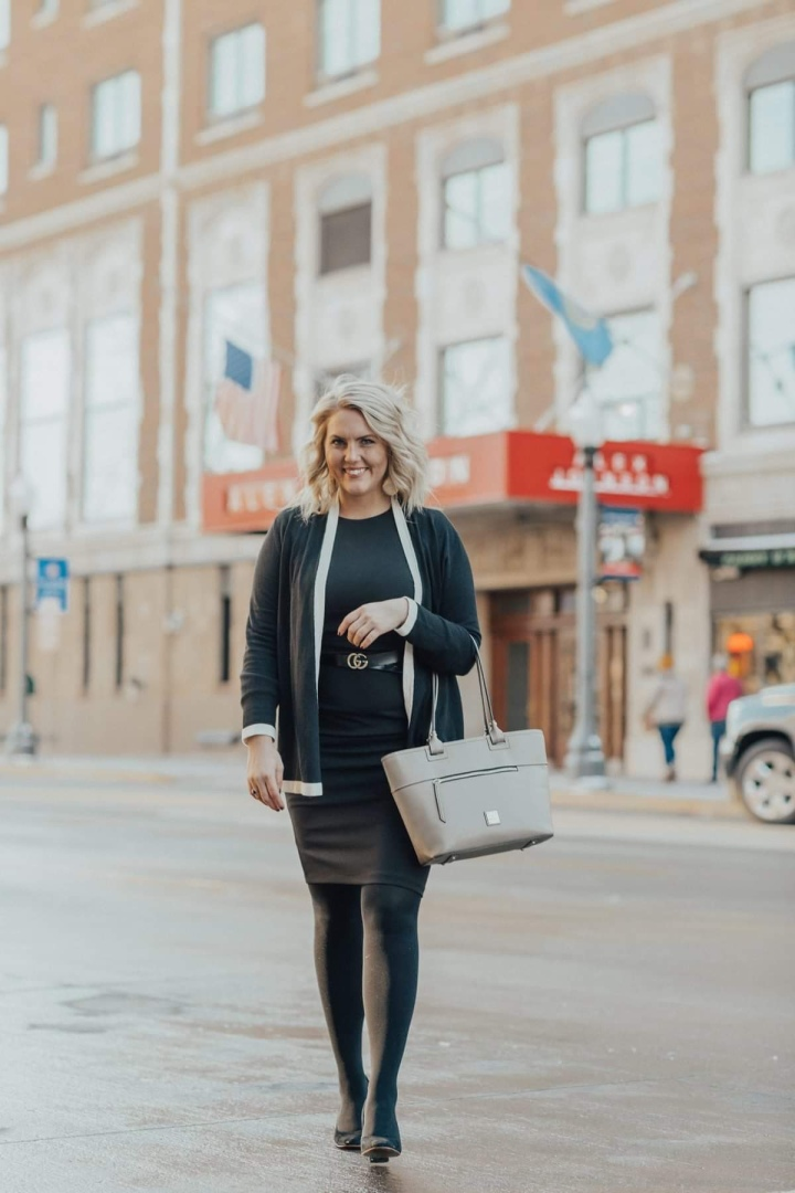 Fall Outfit with DuffieldLane